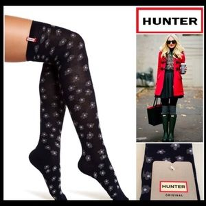 Hunter original over the knee socks